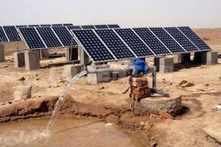 Apex Industrial Solar Pumps