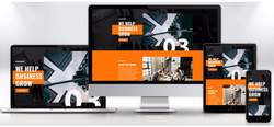 Responsive Website Designing, With 24*7 Support