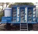 06 seater ACP Mobile Toilet Van