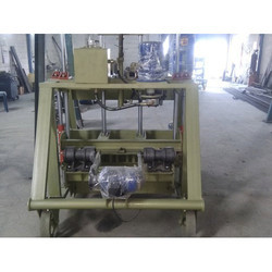 Double Vibrators Block Making Machine