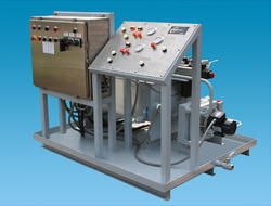 Automatic PLC Unit Hydraulic System