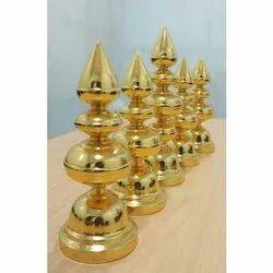 Gold Plated Pooja Kalasam
