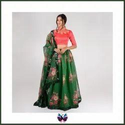 Bollywood Printed Lehenga Choli