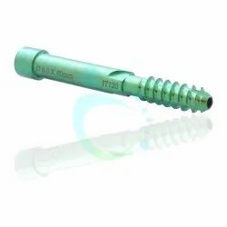 8 mm Cannulated Self Tapping PFN Bolt Medical Screw