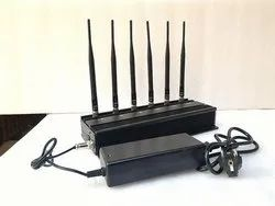 Mobile Booster and Jammer System