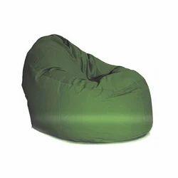 Green Convertible Bean Bag