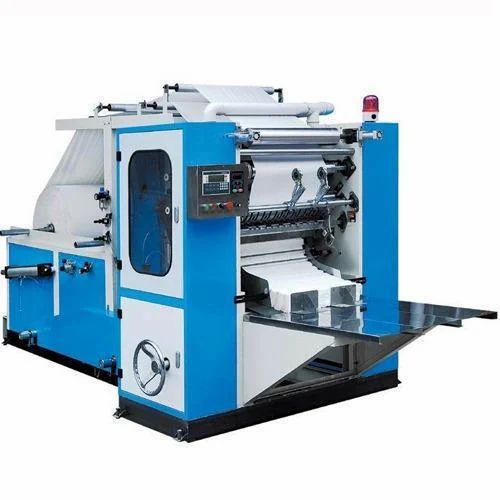 Electric Sbi Tissue Paper Making Machine 210 Rs 400000