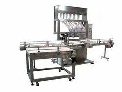 Multi Head Liquid Filling Machine
