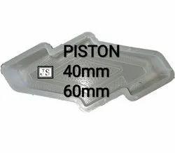Piston Silicone Plastic Paver Mould