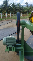 Concrete Mixer Machine With Wheels One Bag Capacity