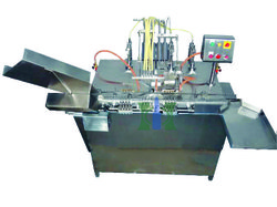 Automatic Closed Ampoule Filling Machine