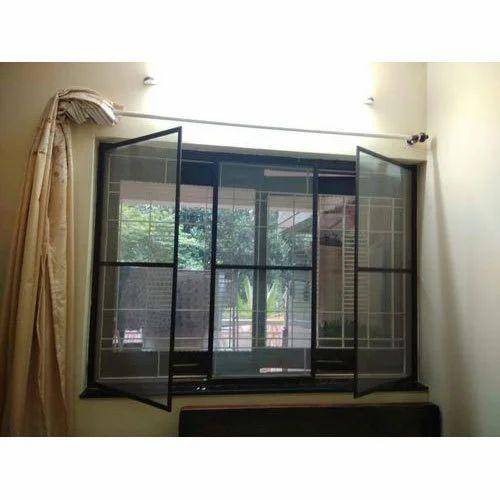 Fiberglass Mesh Window
