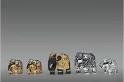 Indian Elephant Statue