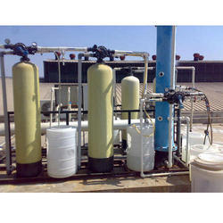 Semi Automatic Demineralization DM Plant
