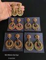 Antique Mint Earrings