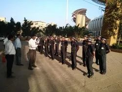 Unarmed Male Commercial Security Guard Service