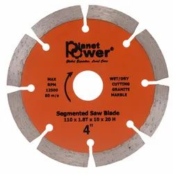 Plant Power Segmented Diamond Blade