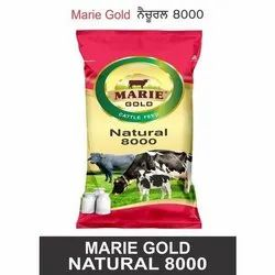 Natural 8000 Marie Gold Cattle Feed