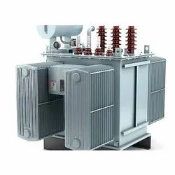 1000KVA Three Phase Electrical Power Transformer, Output Voltage: 433 Volts