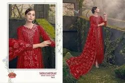 Sana Safinaz Gold Collection Salwar Suits