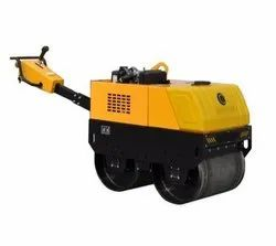 Able Double Drum Vibratory Soil Roller (Walk Behind)