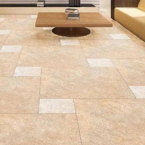 Kajaria Gloss Designer Vitrified Tile, Thickness: 12-20 Mm ...