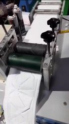 RTUL N95 SEMI AUTOMATIC MASK MAKING MACHINE