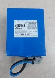 25.9v 24ah Li-Ion Battery Pack