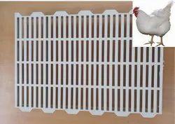 White Poultry Flooring Mat, Mat Size: 60 X 40 Cm