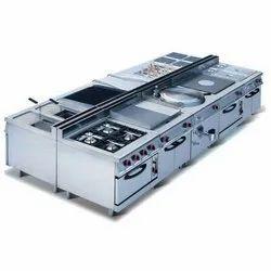 Heally Refrigeration Stainless Steel Hotel Kitchen Equipment