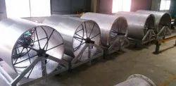 Aluminium Fabrication, 6 X 2 Feet