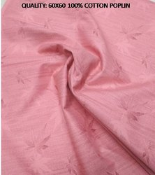 100% Cotton Poplin Shirting Fabric