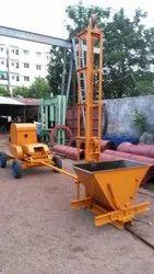 Diesel Concrete Lift Machine