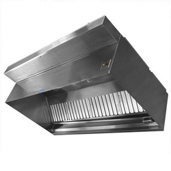 Aircon Commercial Kitchen Exhaust Hood