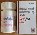 90 mg Ledipasvir And 400 mg Sofosbuvir Tablet