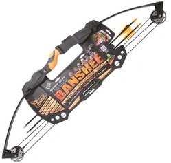 Buck Commander Banshee Compound Bow Kit