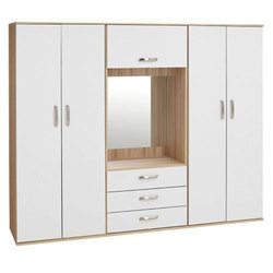 White Wooden Wardrobes