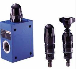 Rexroth Brass/Bronze 630 Bar Pressure Relief Valve
