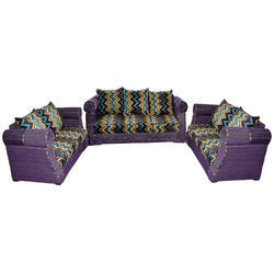 Adhunika Living Room 7 Seater Sofa Set, For Home