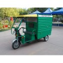 E Cart Vegetable Rickshaw