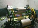 Automatic Shreeji Tech Engineering Kraft Paper Slitter Rewinder Machine, Capacity: 0-10 Ton/day