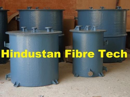 COMPOPLAST GRP Chemical Dosing Tanks, Storage Capacity: 1000L