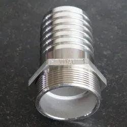 Stainless Steel Hose Nipple
