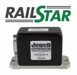 RAILSTAR ( NEW CENELEC/AREMA CERTIFIED MEMS ACCELEROMETER FOR RAIL TRANSPORTATION)