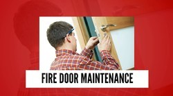 Fire Door Maintenance Service