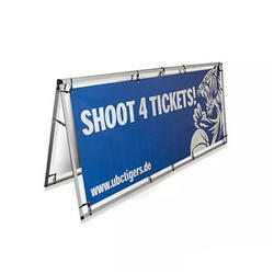 Printed Advertising Banners Board