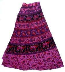 Rayon Ready Made Indian Skirt, Size : XL