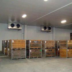 Cold Storage Room Rental Service