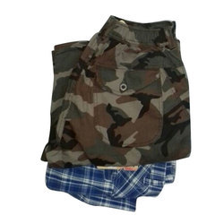 Printed Medium Mens Military Print Cargo Pant