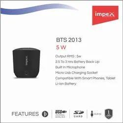 Bluetooth Speaker - BTS 2013